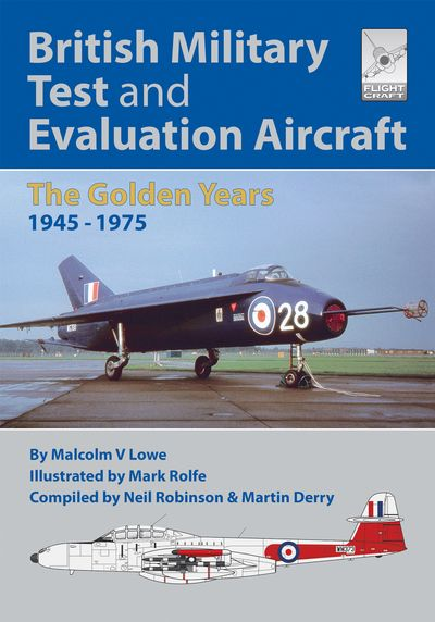 Buy British Military Test and Evaluation Aircraft at Amazon