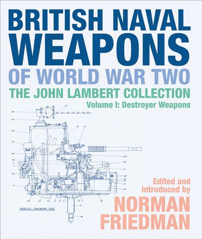 Buy British Naval Weapons of World War Two at Amazon