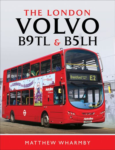 The London Volvo B9TL & B5LH
