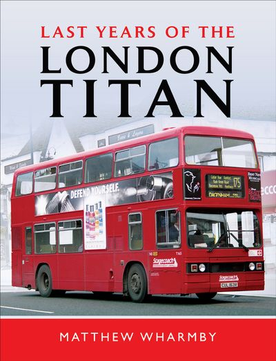 Buy Last Years of the London Titan at Amazon