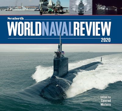 Buy Seaforth World Naval Review 2020 at Amazon
