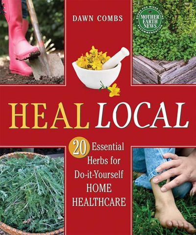 Buy Heal Local at Amazon