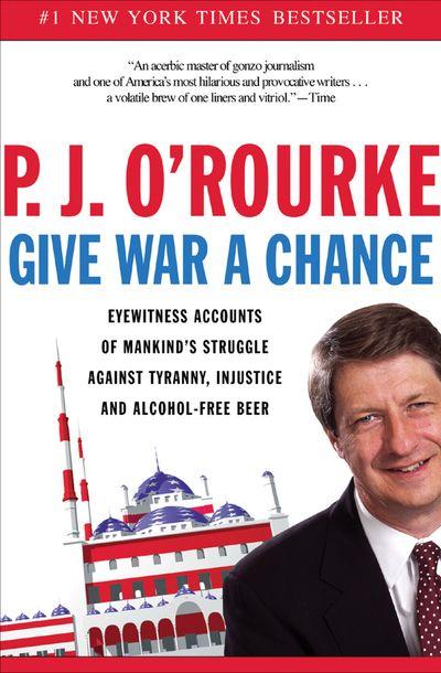 Buy Give War a Chance at Amazon