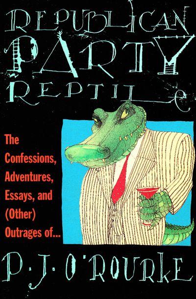 Buy Republican Party Reptile at Amazon