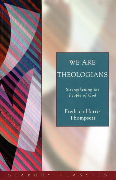 Buy We Are Theologians at Amazon