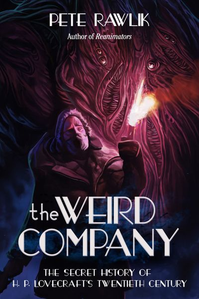 Buy The Weird Company at Amazon