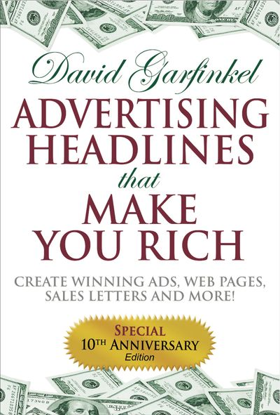 Buy Advertising Headlines That Make You Rich at Amazon