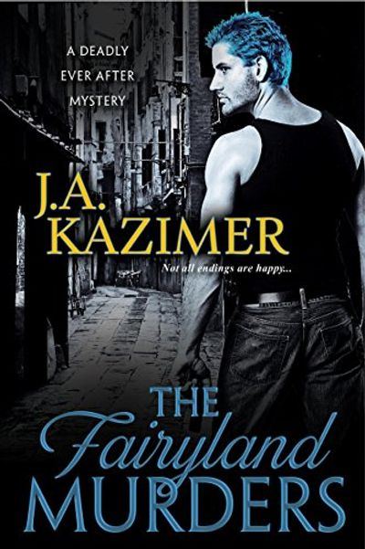 Buy The Fairyland Murders at Amazon