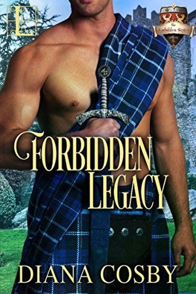 Buy Forbidden Legacy at Amazon