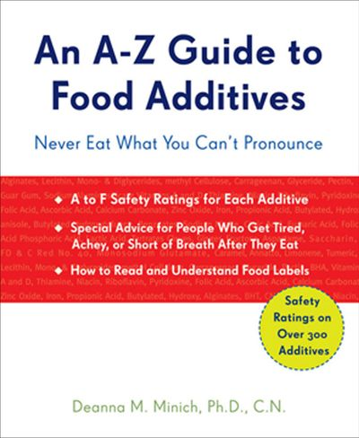An A–Z Guide to Food Additives