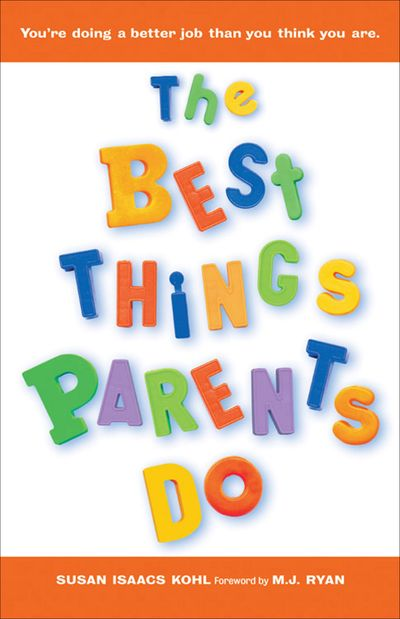 Buy The Best Things Parents Do at Amazon