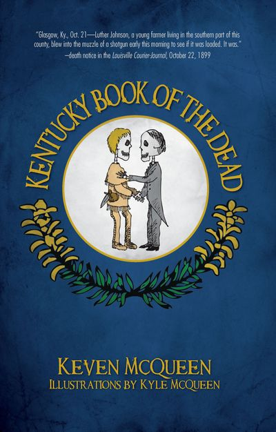 Buy Kentucky Book of the Dead at Amazon
