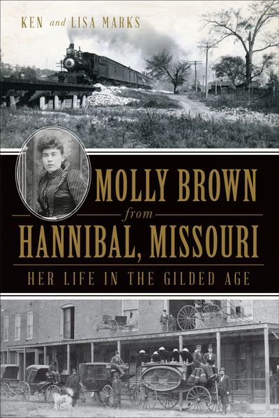Molly Brown from Hannibal, Missouri