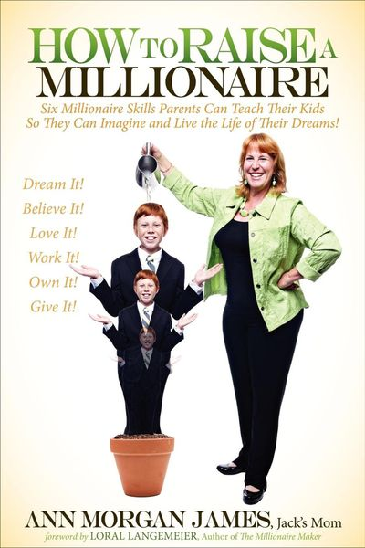 Buy How to Raise a Millionaire at Amazon