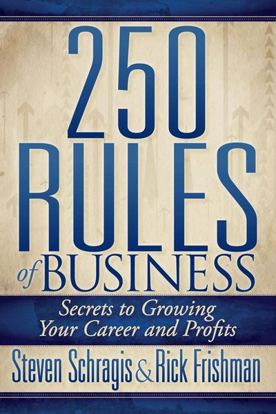 Buy 250 Rules of Business at Amazon