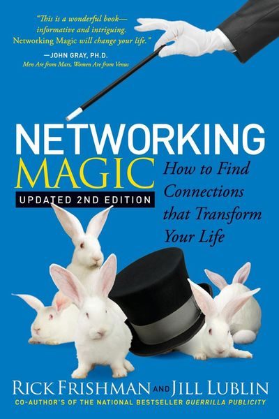 Buy Networking Magic at Amazon