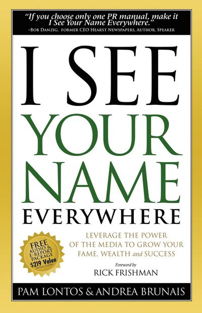 Buy I See Your Name Everywhere at Amazon