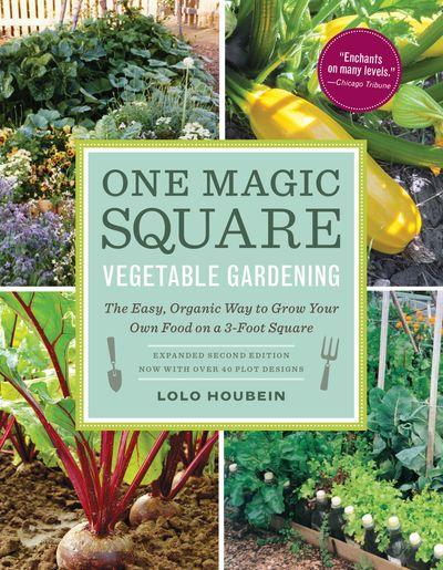 Buy One Magic Square Vegetable Gardening at Amazon