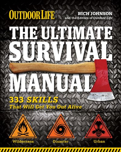 Buy The Ultimate Survival Manual at Amazon