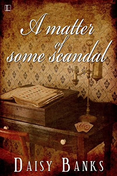 Buy A Matter of Some Scandal at Amazon