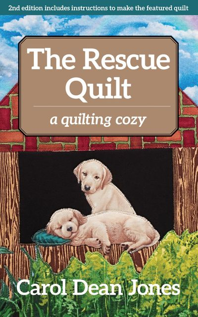 Buy The Rescue Quilt at Amazon
