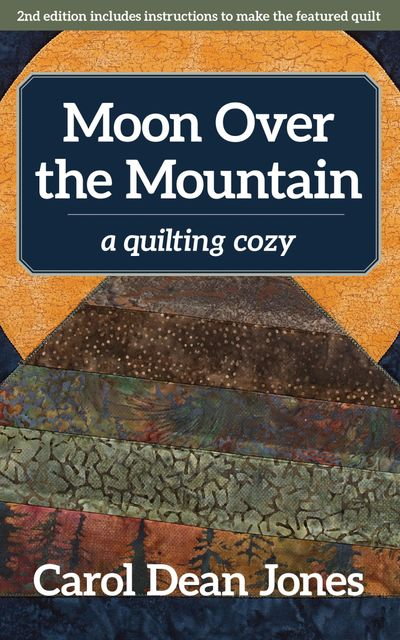 Buy Moon Over the Mountain at Amazon