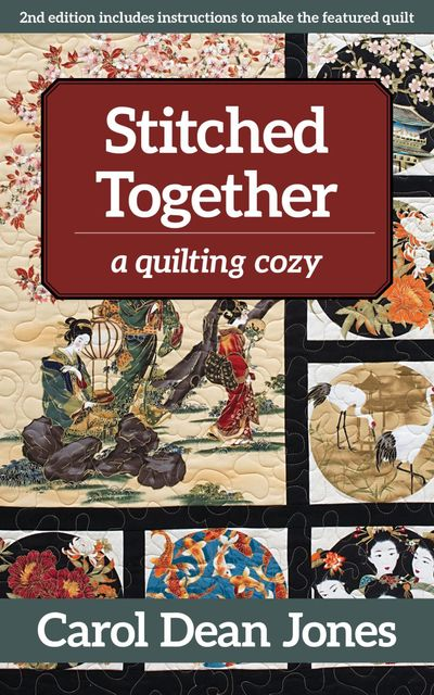 Buy Stitched Together at Amazon