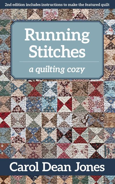 Buy Running Stitches at Amazon