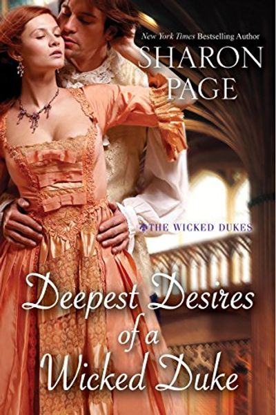 Buy Deepest Desires of a Wicked Duke at Amazon