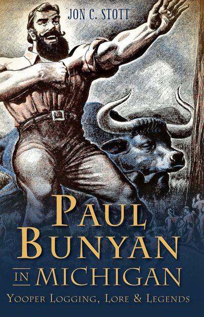 Paul Bunyan in Michigan