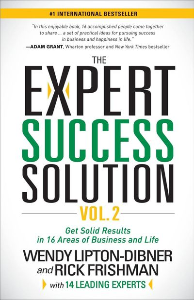Buy The Expert Success Solution at Amazon
