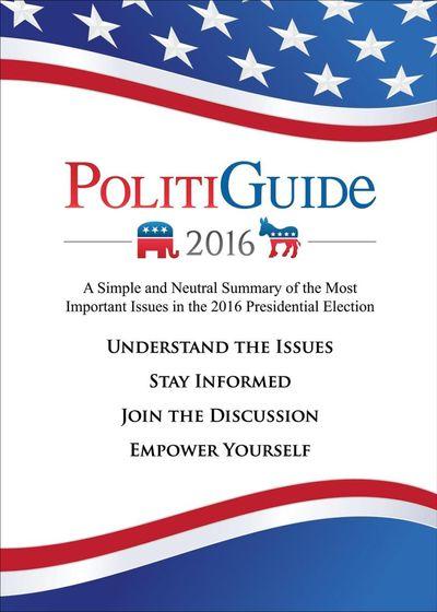 Buy PolitiGuide 2016 at Amazon