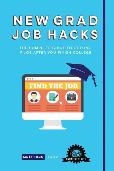 Buy New Grad Job Hacks at Amazon