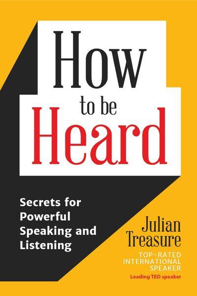 Buy How to be Heard at Amazon