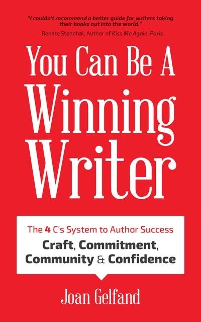 Buy You Can Be A Winning Writer at Amazon