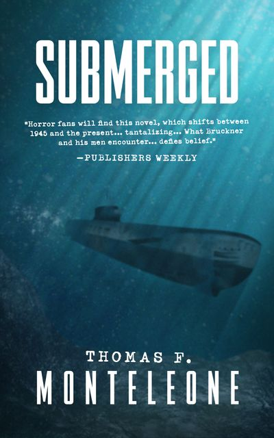 Buy Submerged at Amazon