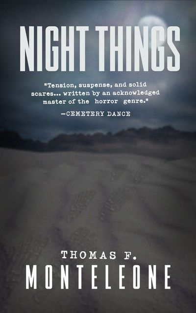 Buy Night Things at Amazon