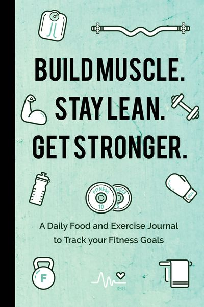 Build Muscle. Stay Lean. Get Stronger.