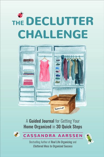 Buy The Declutter Challenge at Amazon