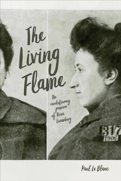 Buy The Living Flame at Amazon