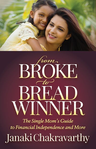 Buy From Broke to Breadwinner at Amazon