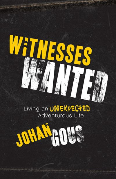 Buy Witnesses Wanted at Amazon