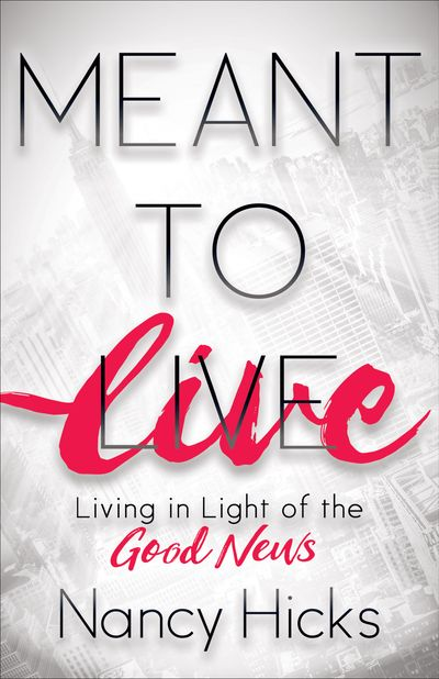 Buy Meant to Live at Amazon