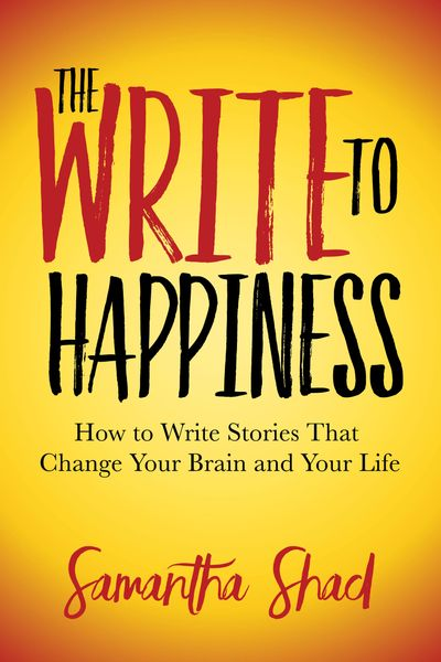 Buy The Write to Happiness at Amazon