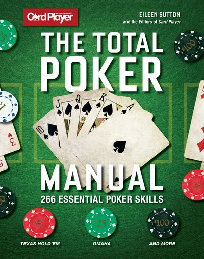 Buy Card Player: The Total Poker Manual at Amazon