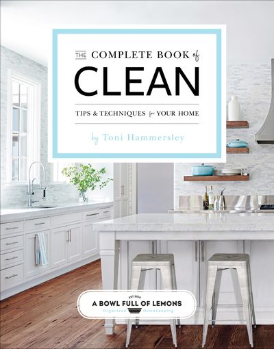 Buy The Complete Book of Clean at Amazon