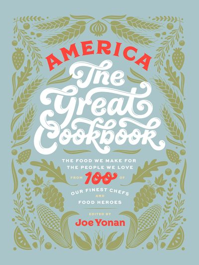 America: The Great Cookbook