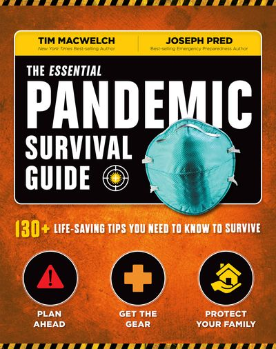 Buy The Essential Pandemic Survival Guide at Amazon