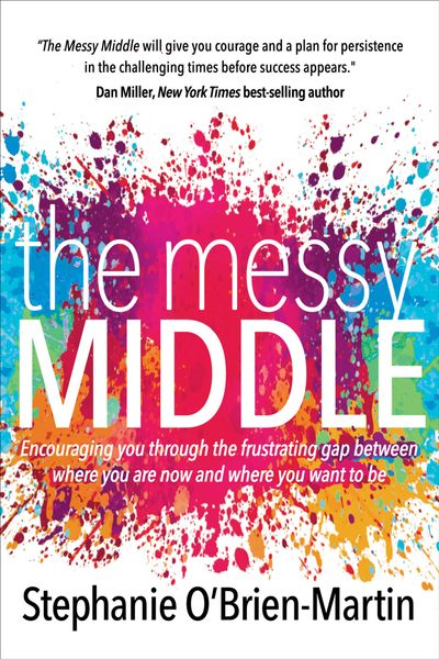 Buy The Messy Middle at Amazon