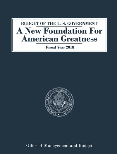 Buy Budget of the U.S. Government at Amazon